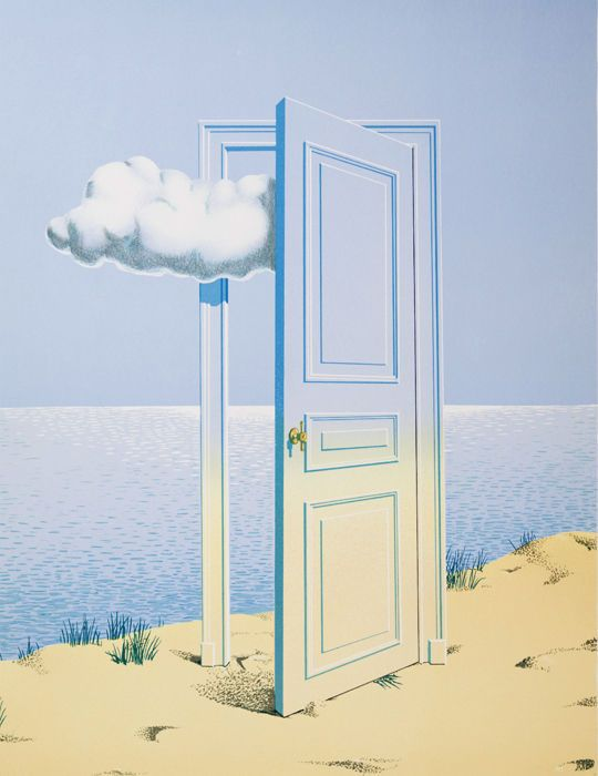 Rene Magritte (after) - La Victoire (The Victory)